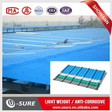 Online shopping india one layer pvc roofing tiles/upvc roof sheet/plastic roof tile