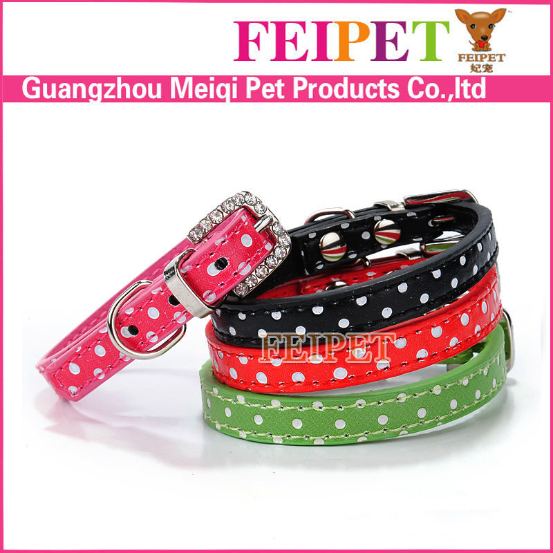 Good quality dog collars littlest pet shop dog collar with metal buckle cheap dog collar