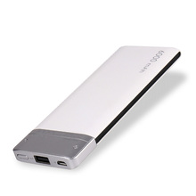 Best Selling Portable Smart Power 6000mAh Portable Charger External Battery Pack Backup Power Battery
