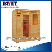 outdoor sauna steam room (1-3persons)