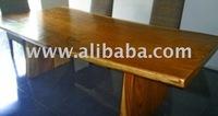 dining suar solid wood furniture
