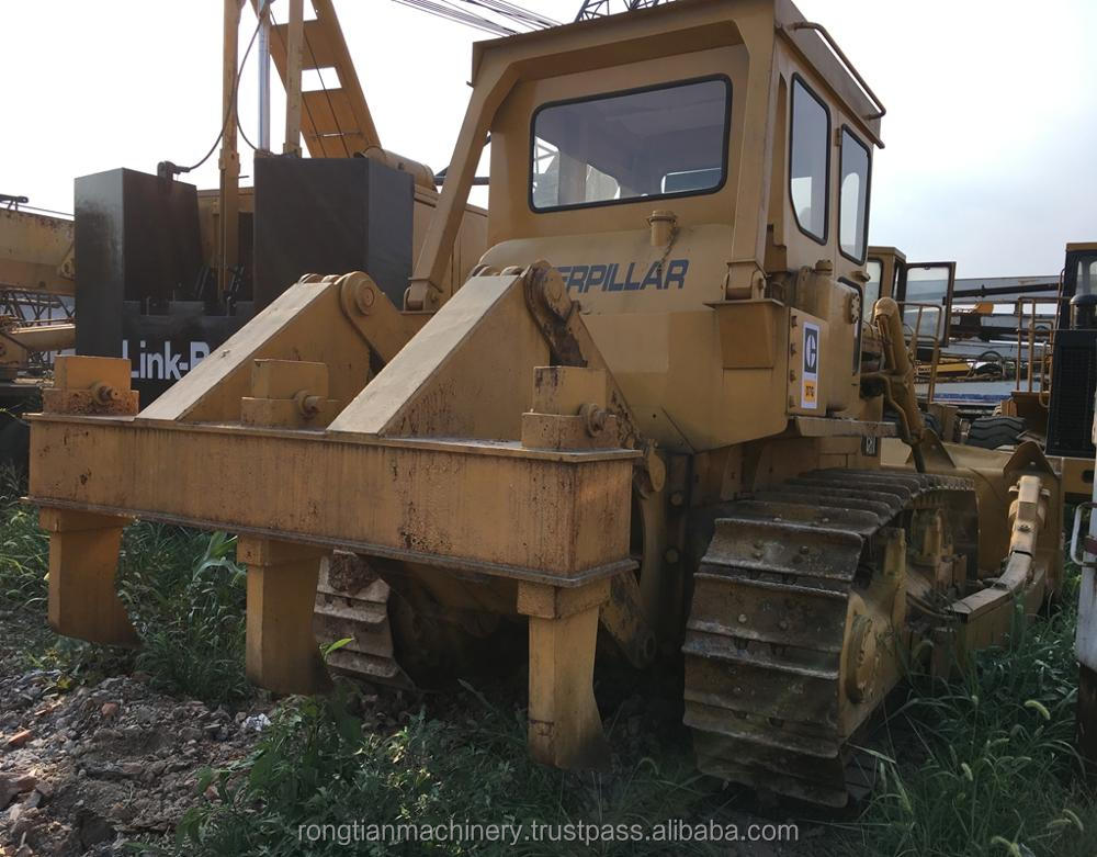 Good quality used caterpillar bulldozer D7G for sale/ cat dozer with low price