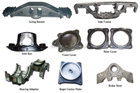 Carbon Steel Casting Railway;wagon part ; railway spare parts ; excellent Quality railway casting parts