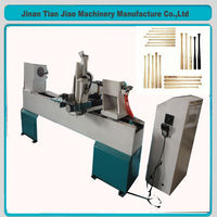 large discount ! baseball bat wood turining copy lathe for sale