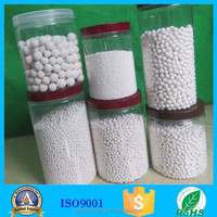 Improved White Reactive Alumina Ball For Industrial Effluent Color Elimination Agent