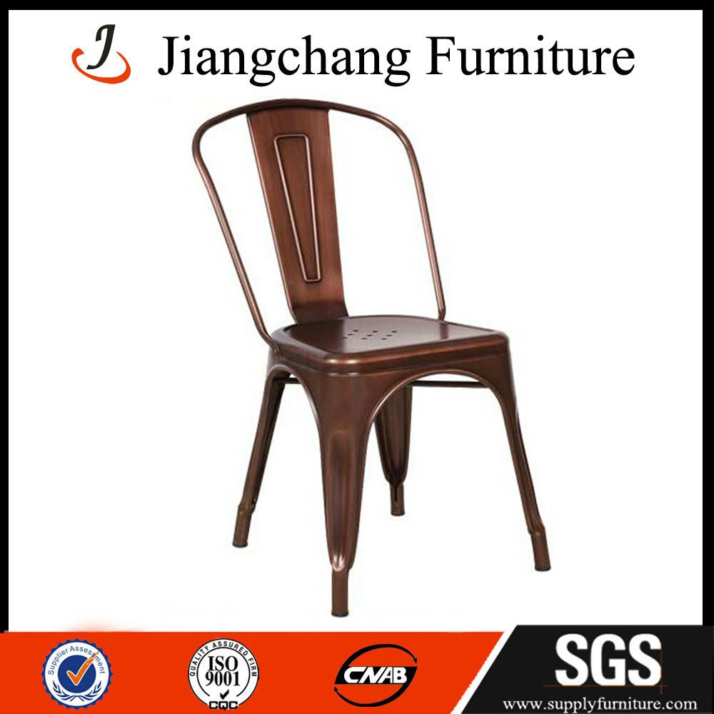 Vintage metalen stoel voor buiten jc-x08-metalen stoelen-product-ID ...