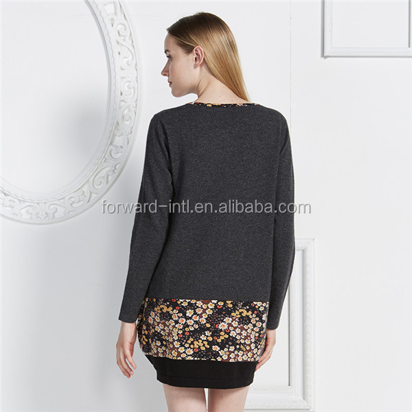 make to order new style cardigan like cashmere knitted sweater