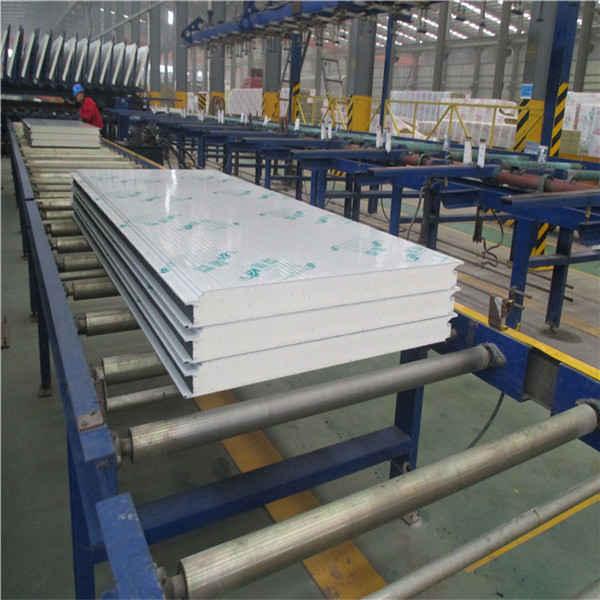 Fireproof Sandwich Board For PU Styrofoam Wall Sandwich Panels