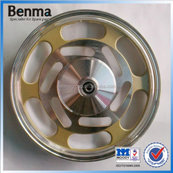 Aluminum alloy motorcycle wheels