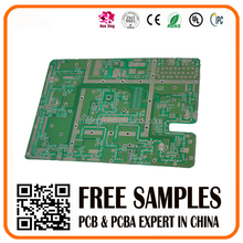 OEM/ODM Electronic Circuit Boards Led pcba assembly,FR4 doubled sided PCB