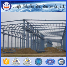 American style low cost steel structure prefab factory workshop house building