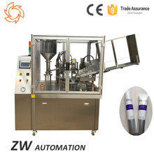 Epoxy Glue Resin Aluminum Plastic Tube Filling Machine