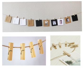 Excellent Quality Spring Wooden Peg Wood Clothespin Clip & Clothes Pegs Good Sale