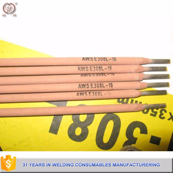 Peony Welding China Manufacturer Stainless Steel SS Welding Electrodes E308L-16 2.5mm 3.2mm 4.0mm
