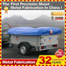 enclosed cargo trailer,China manufacturer with 32-year experience