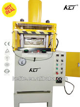 X32 40T CNC small four-column hydraulic press heat hydraulic oil press/essential oil press