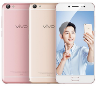 Original VIVO X7 Selfie HIFI Mobile Phone Full Metal 16MP Front Camera Moonlight LED Front Fingerprint FHD 4GB RAM 64GB ROM