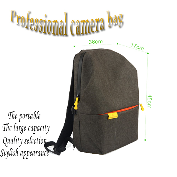 for SLR New hot-sale top design dslr portable camera partition bag