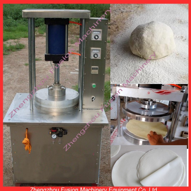 STAINLESS STEEL COMMERCIAL pita bread making machine/arabic pita bread machine