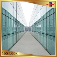 Designer best selling laminated glass stair tread