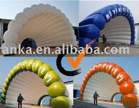 Inflatable Shell tent (party tent,pupular, hot)
