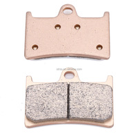 CBR250R CB 400 sintered motorcycle rear brake pads FA140 for Honda NT 650
