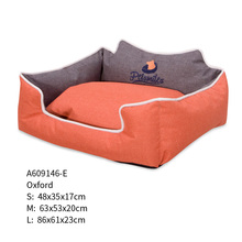Custom Wholesale High Quality Soft Pet Products Luxury Waterproof No Slip Dog Beds