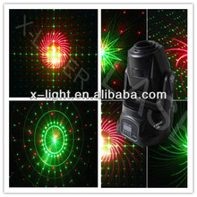 Moving Head beam laser light projector