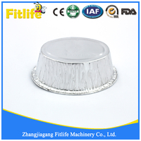 Aluminum Foil Cup For Egg Tart And Pudding