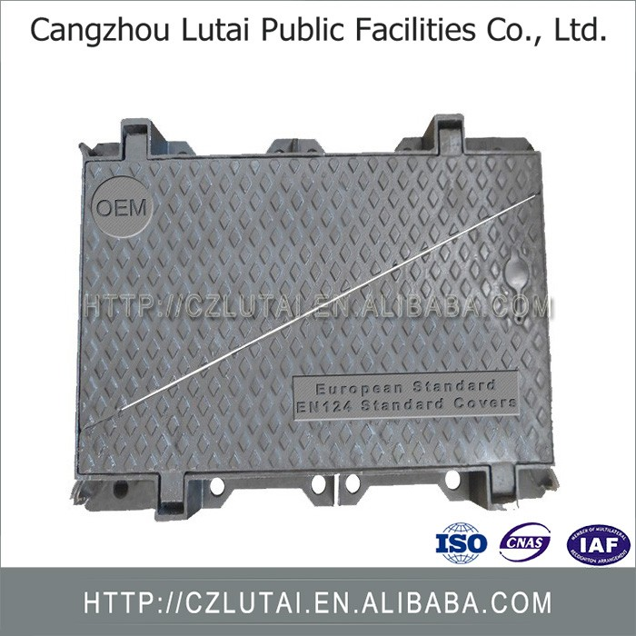 Professional Manufacture Cheap Ss Manhole Cover