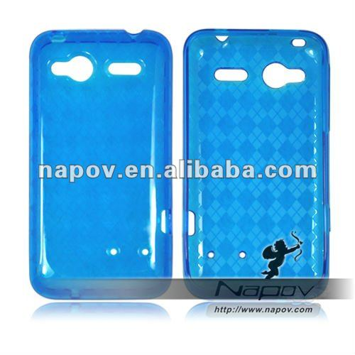TPU hard protective phone case for HTC Radar C110e 4g