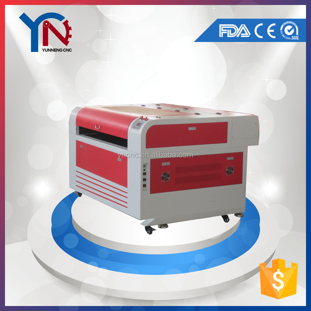 chinese CNC laser cutting machine for plastic film