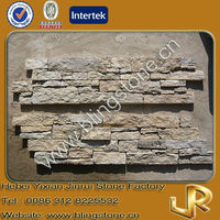 Natural granite decorative walls garden stone