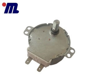 AC servo motor with high torque for oil pump with metal gear D-cut with plug