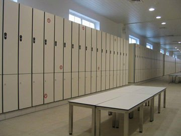 Luxury safety Resorts locker system