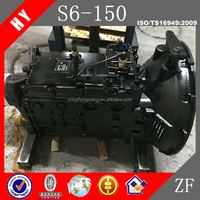 Factory Bus ZF S6-150/QJ1506 Manual Transmission Systems Gearbox, Transmission Assembly