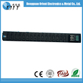 IEC locked C13 Intelligent Monitored PDU With Remote Control