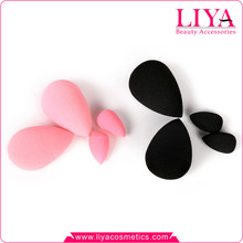 High quality Professional double latex free polyurethane foam makeup sponge