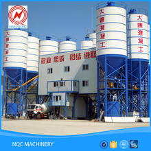 Technological ready-mixed concrete mixing plant station