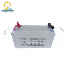 High Efficient timeproof 12v 250ah agm battery