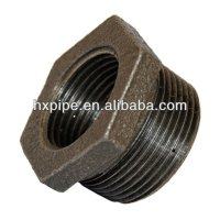 malleable iron pipe fittings Bushing