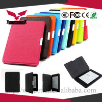 Soft leather Sleeve Case Pouch bag for Kindle paperwhite