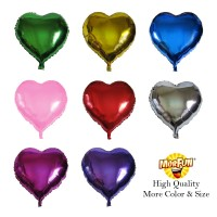 2016 Love Heart Foil Balloon, Advertising Helium Balloon, Mylar Balloon