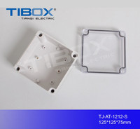 ul Beautiful, high quality, small plastic junction box for electrical industry, ABS or PC material