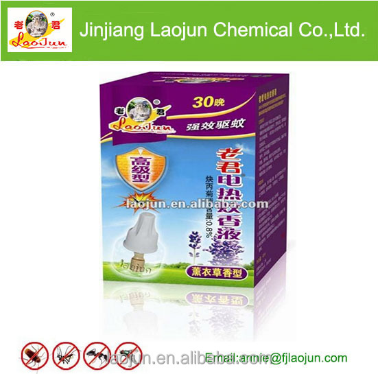 Laojun high effective mosquito killer liquid from china