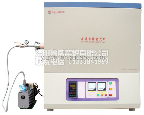 2015 Best Quality Luwei High Temperature Vacuum Tube Muffle Furnace in China