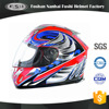 China helmet manufacturer decals full face type men stylish motorcycle helmets for sale