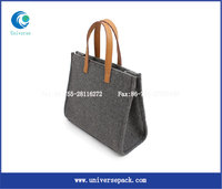 Fashional customize felt handbag should bag