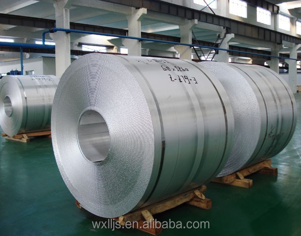 A1050 aluminium coil with cold rolled quality in China
