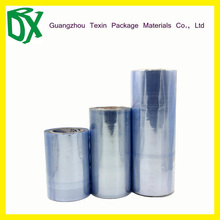 TEXIN pvc thin flexible clear plastic sheets in roll